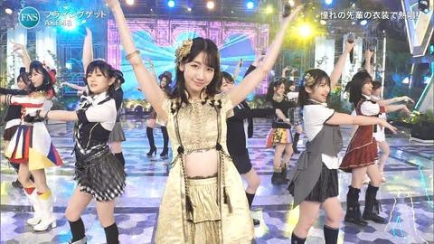【テレビ終了】フジテレビFNS歌謡祭2020夏、視聴率6%・・・