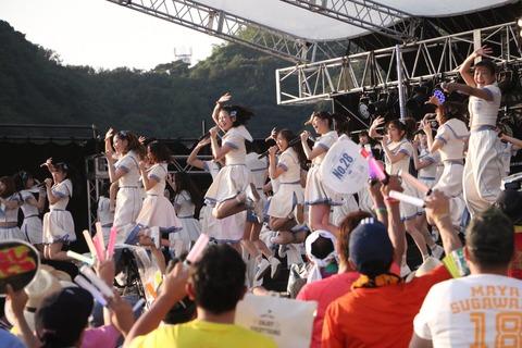 【SKE48】美浜海遊祭 Special Liveshowが今年も大盛況!!!