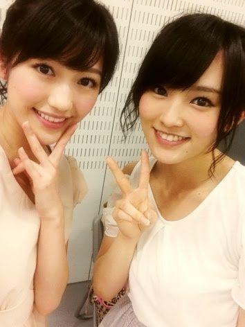 【AKB48】渡辺麻友の尻VS山本彩の乳【NMB48】