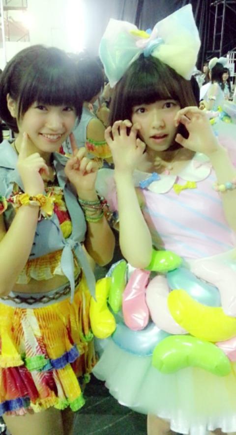 【AKB48G】三大全盛期が可愛すぎたメンバー「島崎遥香」「朝長美桜」あと1人は?