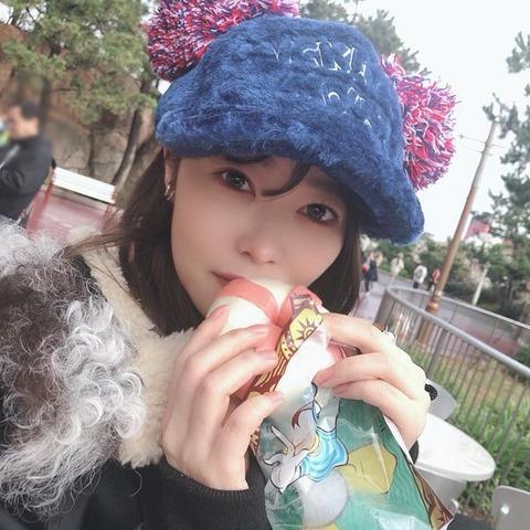 【朗報】IZ*ONE矢吹奈子ちゃん、指原莉乃・松岡はなとディズニーシーで再会か?