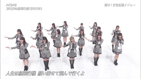 【AKB48】FNS歌謡祭に自宅待機メンバーの替わりに出演するメンバーを予想しよう