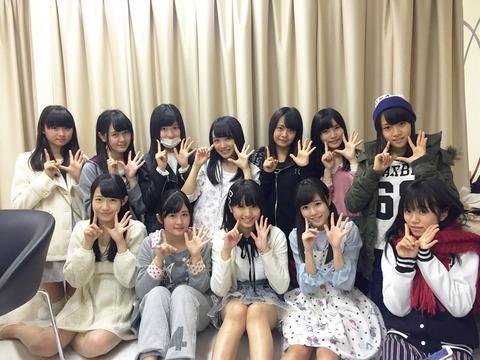 【悲報】15期にやらかし問題児が多すぎる件【AKB48】