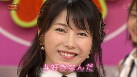 【悲報】ゆいはんのルックスがそろそろ限界に近づいてきてる【AKB48・横山由依】