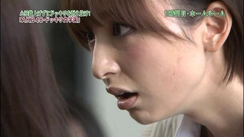 【AKB48G】卒業生含めて一番怖い人って誰だろう?