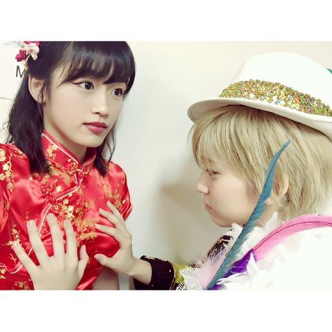 【AKB48総選挙】茂木忍「調子に乗ってると思われるけど、アンダーガールズに入りたい」