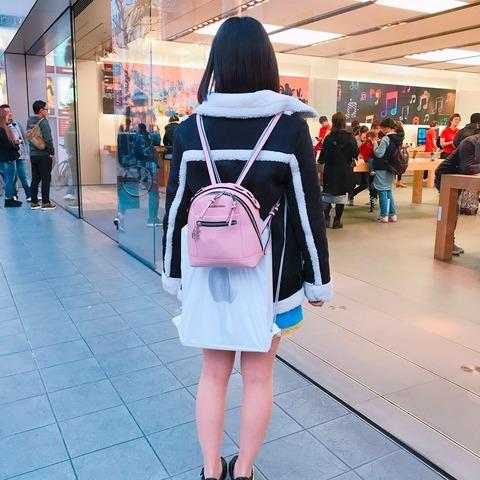 【驚愕】みおたす、Macを買う【HKT48・朝長美桜】