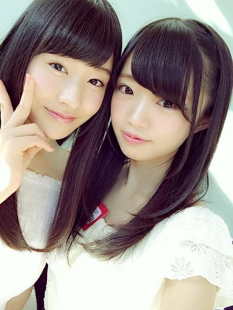 【NGT48】デビュー前の加藤美南と中井りかが握手会フル部制に昇格