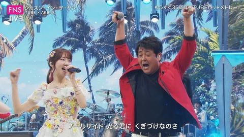 【悲報】AKB48最高齢の柏木由紀さん(29)、やっぱりキツい