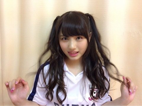 【AKB48G】ツインテール美少女の画像を貼っていくスレ