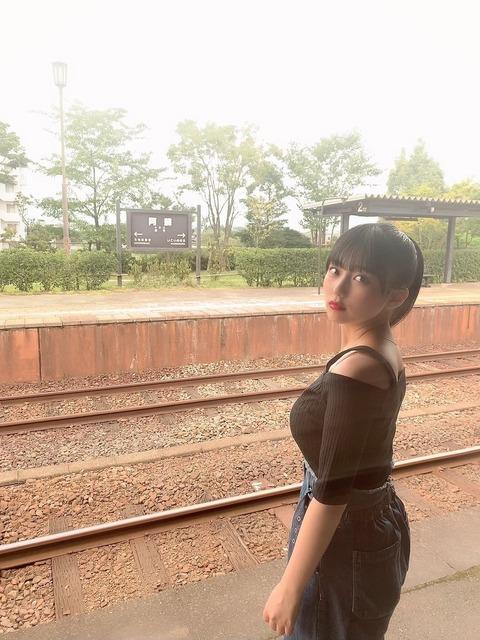 【HKT48】みくりんのわがままお〇ぱい!!!【田中美久】