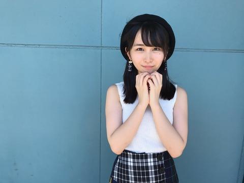 【AKB48】山邊歩夢「りのちゃんに似てるって、いろんな方から、言っていただけました」