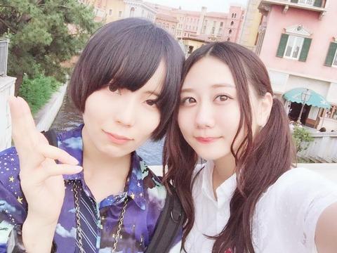 【SKE48】古畑奈和ちゃんのデート相手、女だったwwwwww
