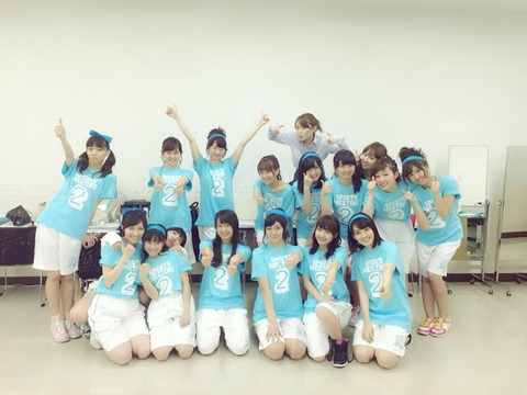 【AKB48】まゆゆきりん、ゆりあれなっちの超選抜4人が揃う新チームBって史上最強だな