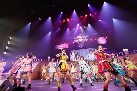 もうSKE48・NMB48・HKT48合同コンサートやっちゃえよ