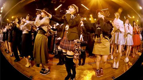 【AKB48】VRで観るチームB公演が最高すぎる件wwwwww