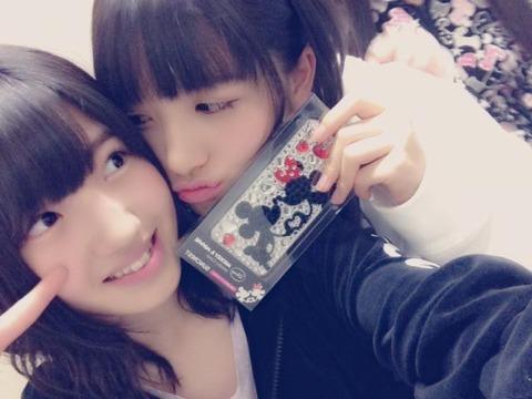 【AKB48】ゆいりーがなーにゃを一途に想い続けていた・・・【村山彩希・大和田南那】