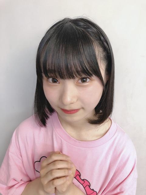 【NMB48】三宅ゆりあ、劇場公演で卒業発表