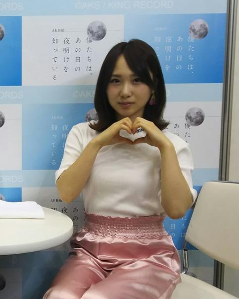 【AKB48】高橋朱里の衣装どこで買ってきたんだよwww【写メ会】