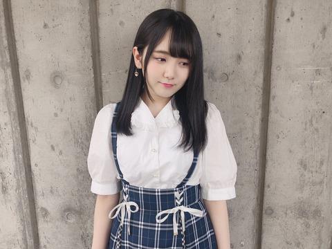 【画像】AKB48田口愛佳ちゃんの生意気おっπ