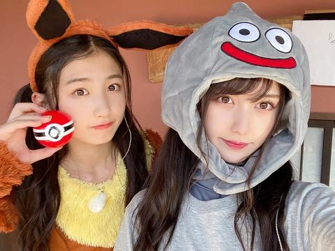 【NMB48】7期生お披露目にパニくってる塩月希依音ちゃんが可愛いwww