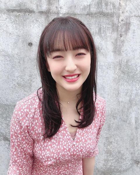 【朗報】HKT48田島芽瑠のティクビがビンビンwwwwww