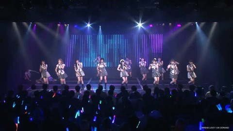 【悲報】NMB48太田夢莉が劇場公演ちゅうに突然倒れる