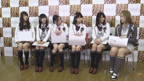 【画像】NMB48にめっちゃ気合入ったメンバーがいてビビったんだが・・・