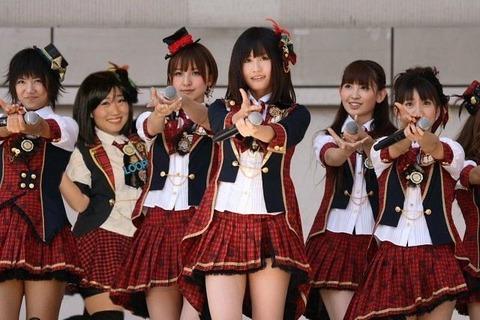 前田敦子センターの「恋するフォーチュンクッキー」を想像するとやばい