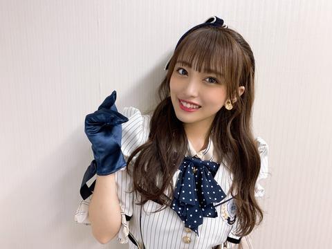今のAKB48で一番可愛いのがダイエット成功した向井地美音ちゃんだという現実www