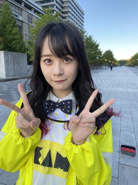 【AKB48】チーム8横山結衣さん、1年2ヶ月ぶりにTwitter更新!何かあったんですか?