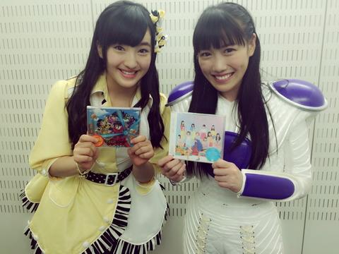 【朗報】ももクロの高城れにの推しメンはHKT48田島芽瑠ちゃん