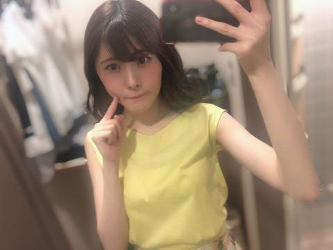【朗報】SKE48谷真理佳、9月のWEL名古屋欠席の理由は「ある仕事を入れたので…」