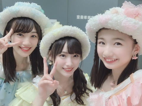 【AKB48SHOW】NMB48若手メンバーの「おNEWの上履き」が可愛かった件