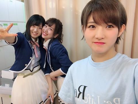 【AKB48】岡田奈々と身体が入れ替わったらお前ら何するの?