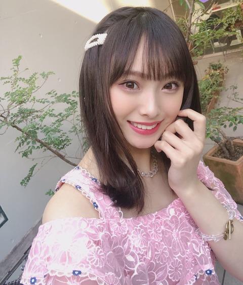 【NMB48】梅山恋和ちゃんって何であんなに可愛いの?