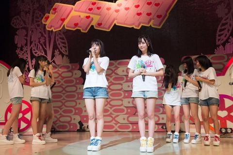 【AKB48】チーム8近藤萌恵里(長野)、北玲名(石川)が全国ツアー福井県公演にて卒業発表