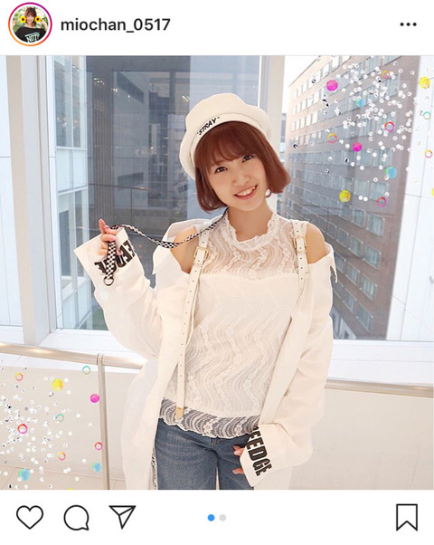 【HKT48】朝長美桜の私服がお洒落すぎると話題に!!!.