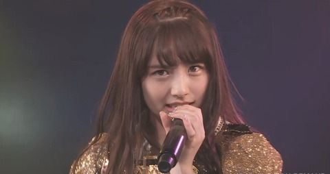 【朗報】なーにゃのルックスが完全復活!!!【AKB48・大和田南那】