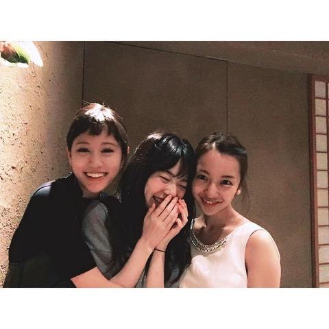 【AKB48】ぱるるの8位を前田敦子と板野友美が祝福【島崎遥香】