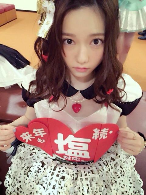 【AKB48】最近握手会であからさまな塩対応のメンバーっていなくなったよな
