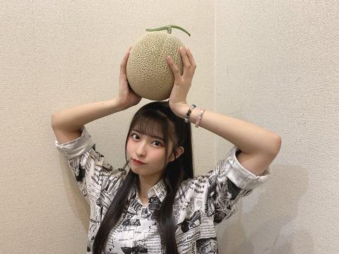 【AKB48】行天優莉奈さんのおっきいメロン