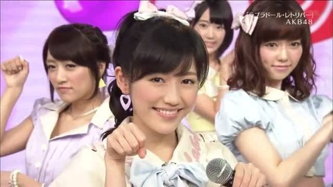 【AKB48】ラブラドール・レトリバーが好きになってきた奴→