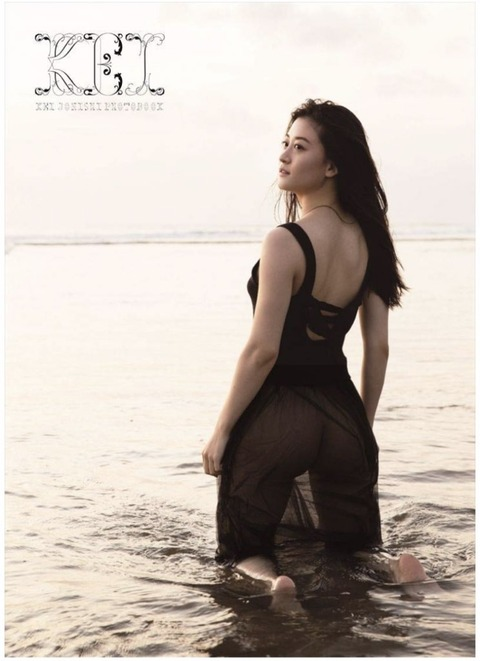 【朗報】上西恵さん写真集でヌード公開か?