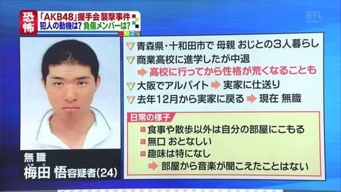 早くて来年には川栄李奈と入山杏奈を殺そうとした犯人が出てくるわけだが