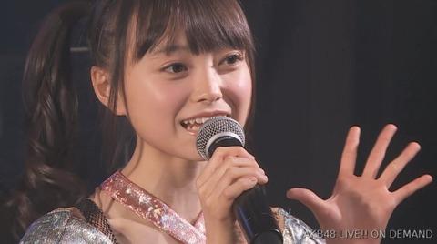 【悲報】ひーわたん、直筆を「ちょくひつ」と読む【AKB48・樋渡結依】
