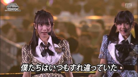 【AKB48総選挙】一ミリも話題になってないけど今回の選挙前のコンサート良かったよな?