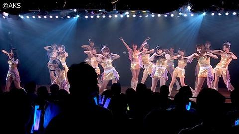 【AKB48】劇場公演行ったらスマホで録音してる奴いる?