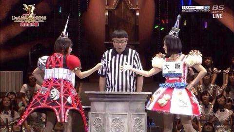 【AKB48G】じゃんけん大会とか飽きたしアームレスリング大会でもやろうぜ
