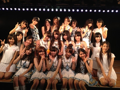 【AKB48】3月30日の中村麻里子卒業公演に大場美奈・山内鈴蘭・市川美織が出演!